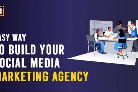 Build your own social media marketing agency