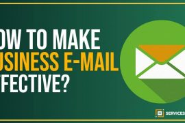 How to make Business email