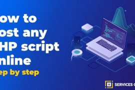 host any php script online