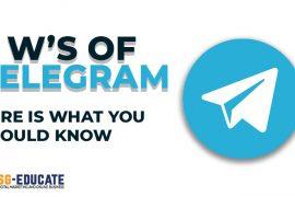 5w's of telegram
