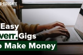 easy fiverr gigs