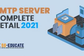 What is an SMTP server