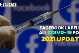 Facebook owner decides to label all COVID-19 vaccine posts