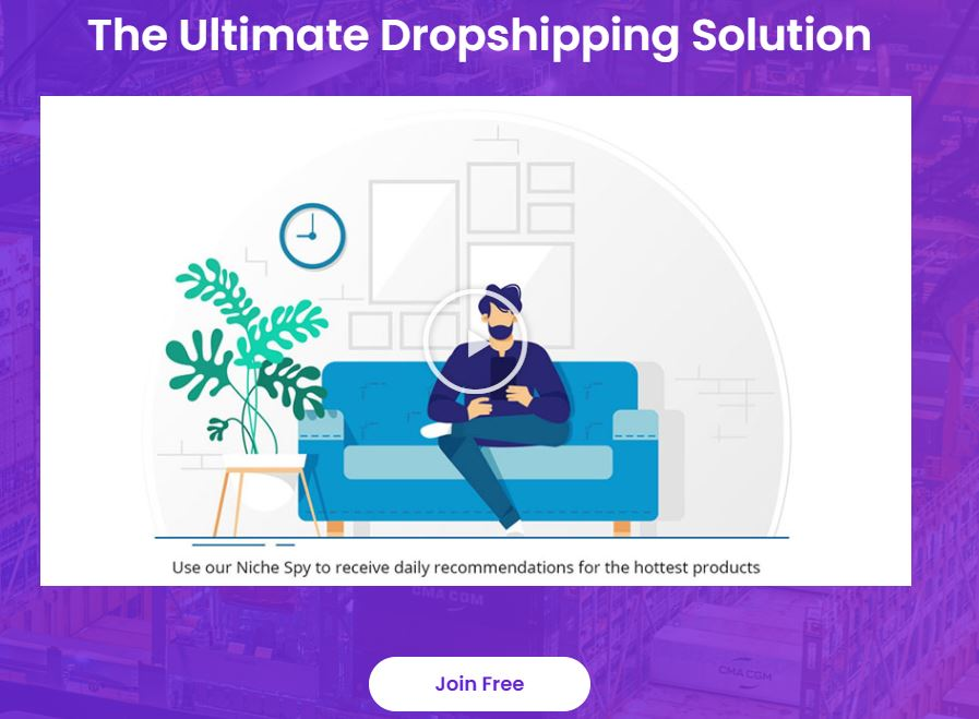 Drop shipping solution